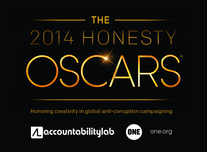 Winners of the 2014 Honesty Oscars