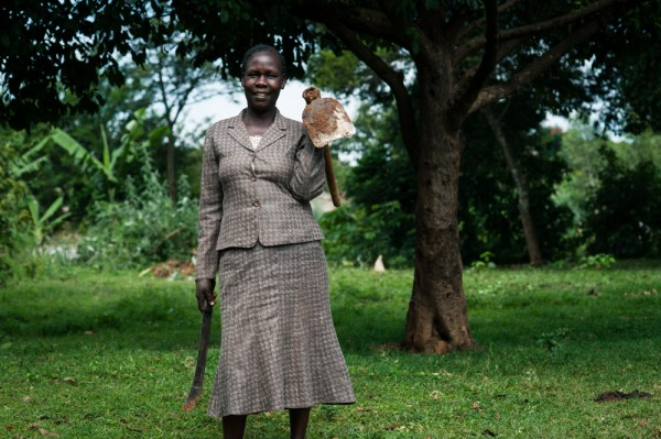 New report: Levelling the Field for Women Farmers in Africa