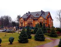 Revealed: Ukraine presidential compound owned by UK phantom firm