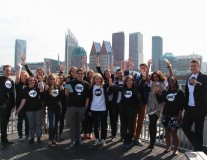ONE Youth Ambassadors in The Netherlands take their campaign to the Hague