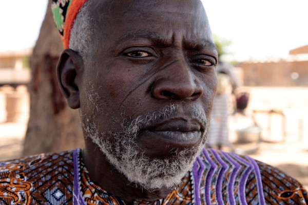 Religious leaders and chiefs play a vital role in driving positive change throughout communities in Burkino Faso. Credit: Jess Lea/DFID