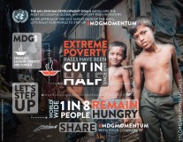 Can the world stay on track with Millennium Development Goals?