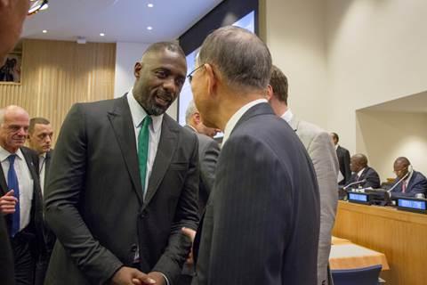 Idris Elba: Stopping Ebola in its tracks