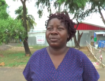 Healthcare workers on the frontline of Ebola: Louise's story