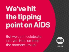 World AIDS Day report: 3 steps to take now we've reached the tipping point