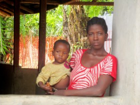 Why Ebola also means hunger for people in Liberia