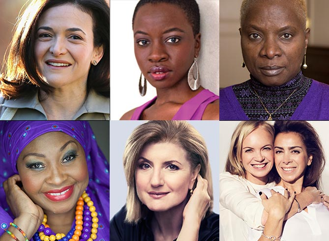 Beyoncé, Lady Gaga, Meryl Streep & 33 other influential women say 'Poverty is Sexist'