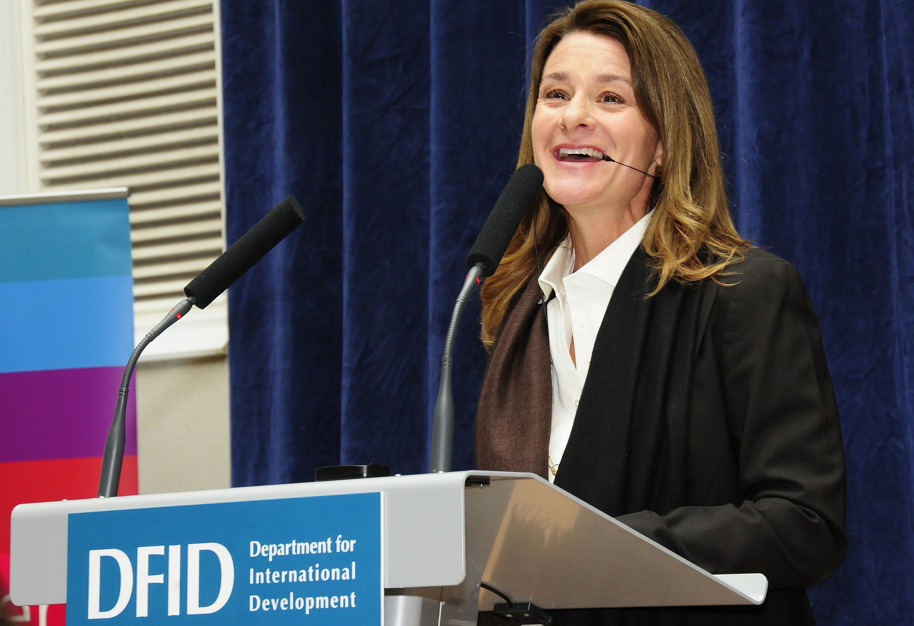Melinda Gates' bold announcement unlocks nutrition funding