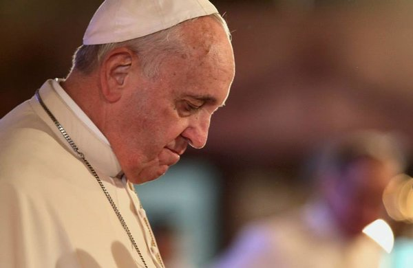 Pope Francis on the impact of the world's inequalities