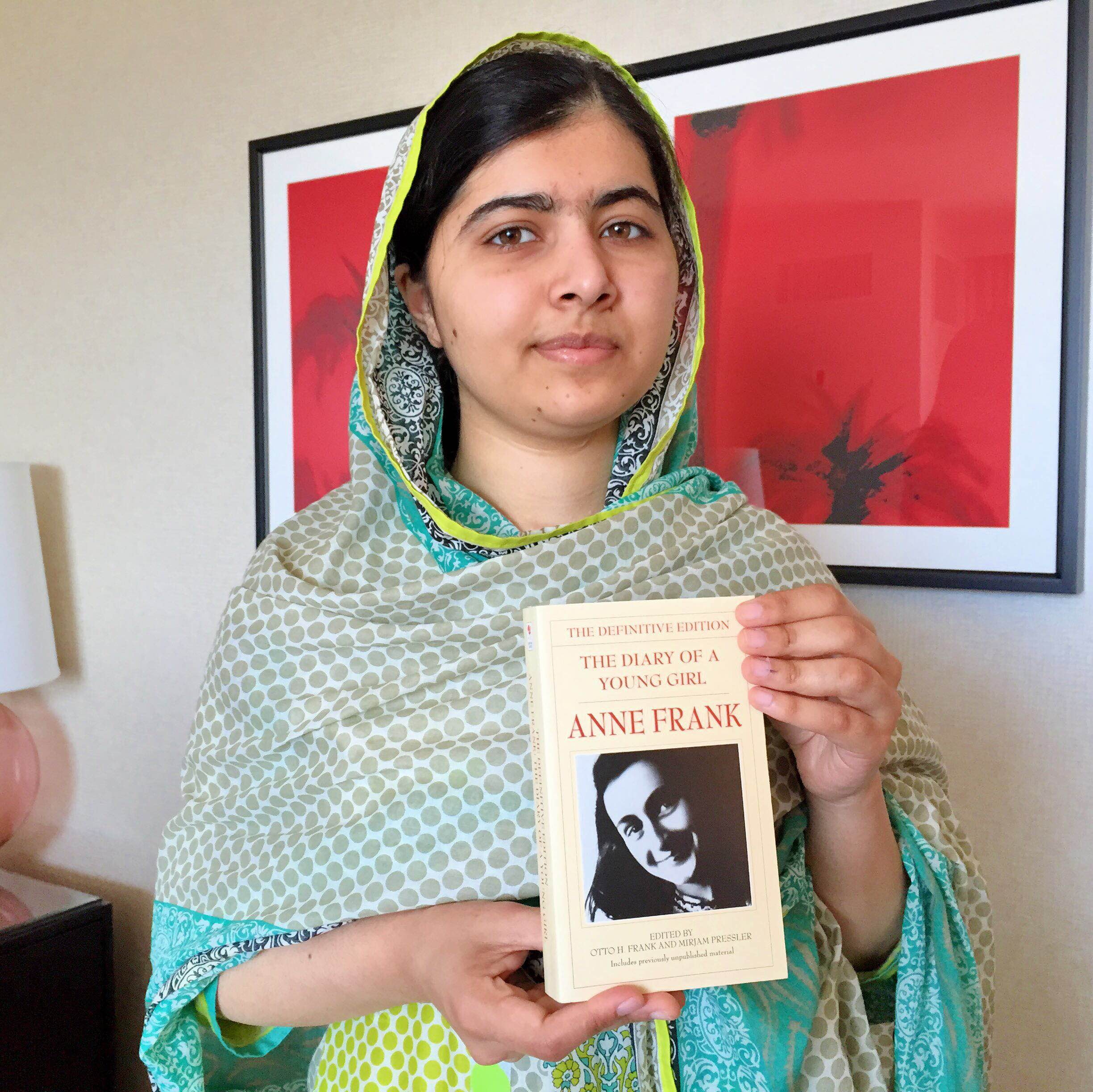 Malala's 18th birthday request: support #BooksNotBullets