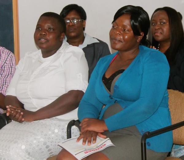Rumbi Mlambo and Aretha Mare Techwomen foundersblog
