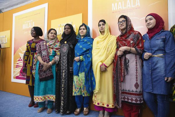 malala yousafzais fight for education Transcript of malala yousafzai's fight for gender equality malala yousafzai global education & gender equality full transcript more presentations by melanie montes.