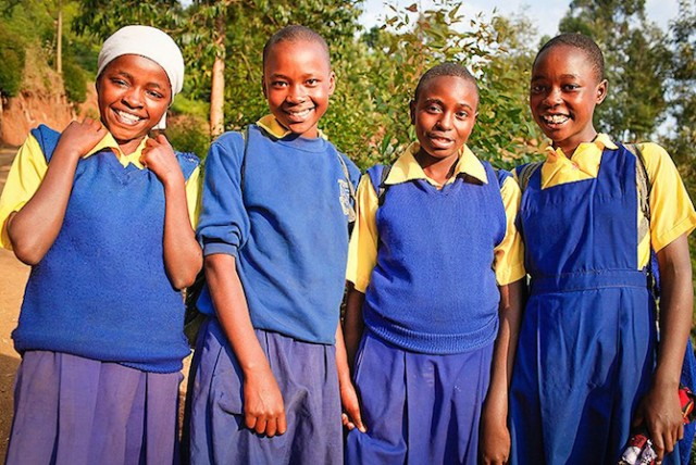 Mobile schools are catching up to on-the-go girls in Kenya