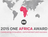 ONE Africa Award – finalists announced!