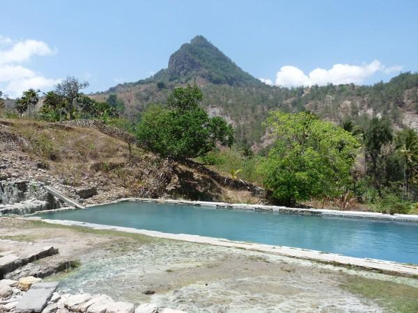 Marobo hot springs, Bobonaro Copyright: Wikimedia.org