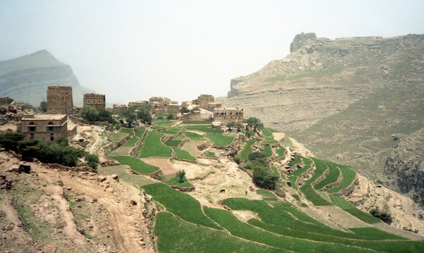 The Yemen landscape Copyright: Wikimedia.com