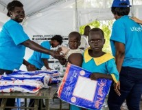 Nothing But Nets: protecting families from malaria in South Sudan