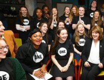 """""""We looked and felt like a team."""" The 2016 Irish Youth Ambassador launch event"""