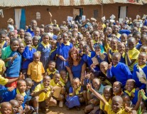 This teacher and single mother in Kenya is helping her students succeed