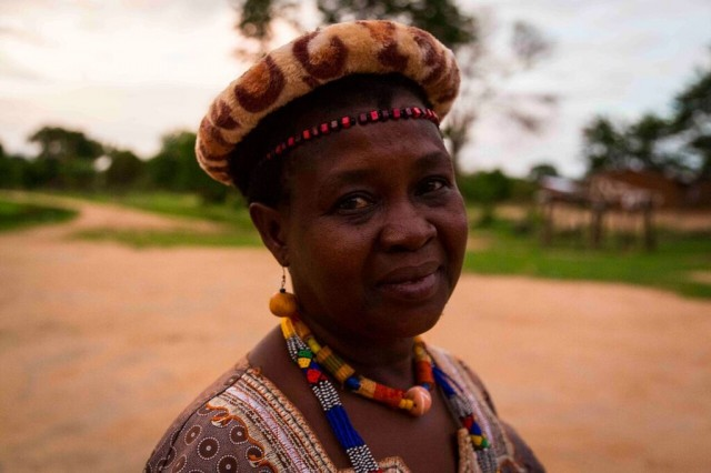 Malawi chief Theresa Kachindomoto is working to stop child marriage