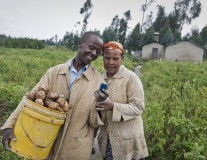 How one woman is helping farmers in Kenya create a path out of poverty