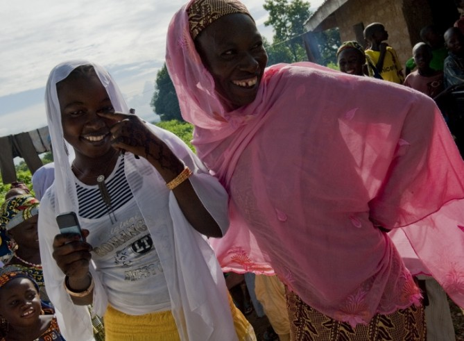 Mobile industry's support for #GlobalGoals: a poverty-busting milestone
