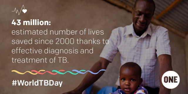 World TB Day: Turning our attention to an all-too-often forgotten disease