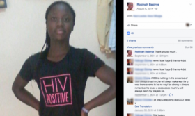 This beauty queen used Facebook to declare her HIV status. Her reason is incredible.