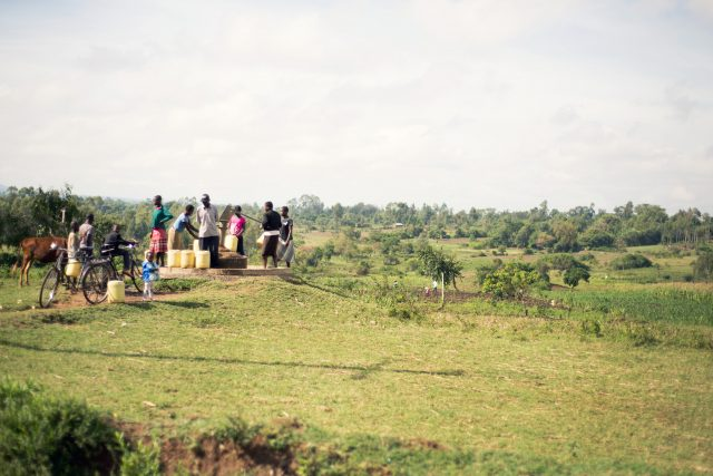 How this village in Kenya is planning to survive the hunger season