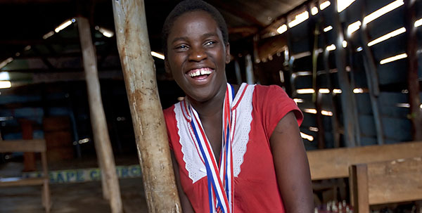 """Meet the """"Queen of Katwe:"""" Phiona Mutesi, a chess prodigy from Uganda"""