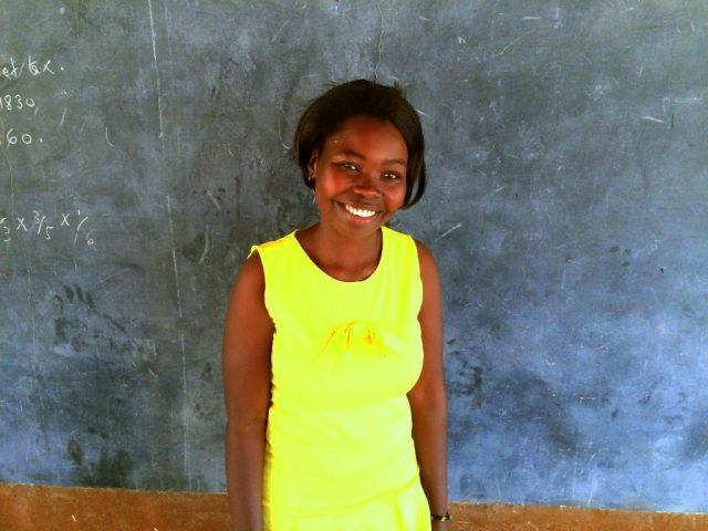 Margaret: Why investing in a girl means investing in a community