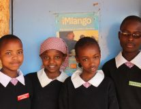 Helping girls achieve their education through internet access and technology