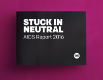 "The global AIDS response is ""Stuck in Neutral"""