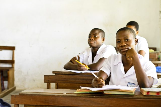 Take action: Write to your Member of Parliament & tell them to increase funding for girls' education!