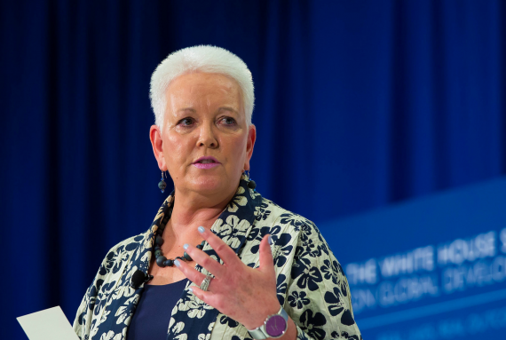 Gayle Smith named president and CEO of The ONE Campaign
