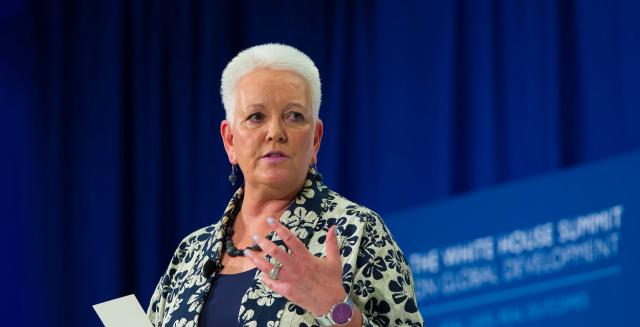 ONE nomme Gayle E. Smith au poste de présidente-directrice générale