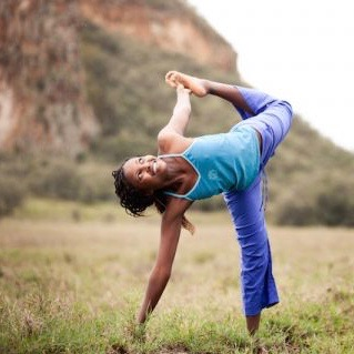 Awesome! This is how Kenyans are beating poverty through yoga