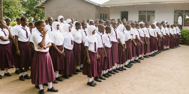 What will it take to educate all the world's girls?