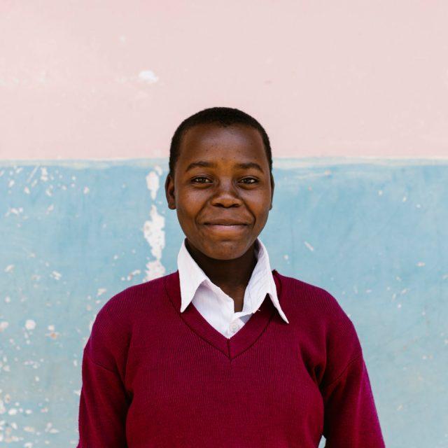 Cette jeune fille de 17 ans qui a gagné son combat pour avoir accès à l'eau potable