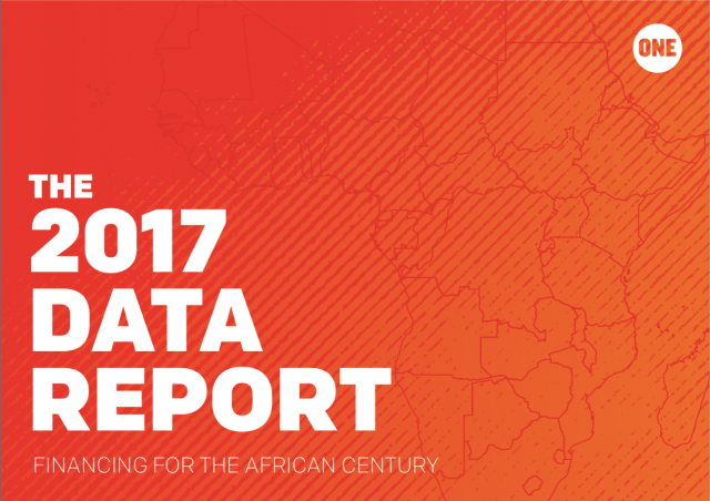 The 2017 DATA Report: Financing for the African Century