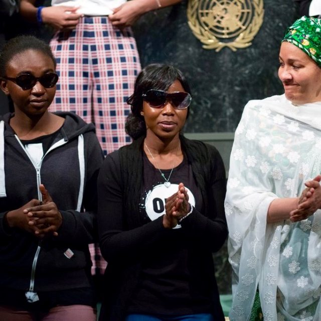 Nigeria's Chibok girls are the inspiration for a new Marvel hero