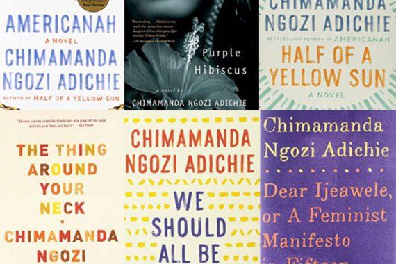 6 books by Chimamanda Ngozi Adichie you need to read