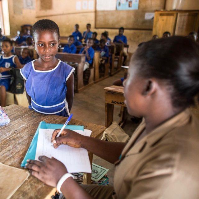 Op-Ed: How immunisation helps improve education for girls