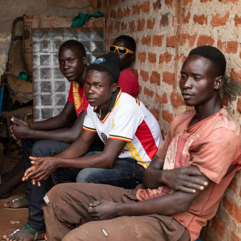 Ex-child-soldier opens up youth centre in Uganda to help others ...