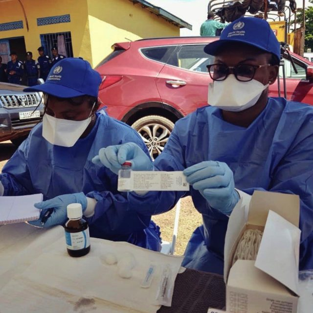 Health experts already planning for next Ebola outbreak in Congo