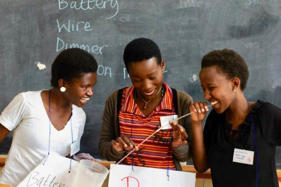 Why Rwandan women are missing out on the tech boom