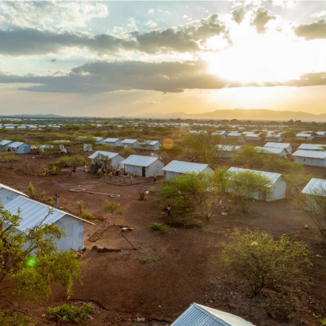 TEDx broadcasts from Kenyan refugee camp in world first