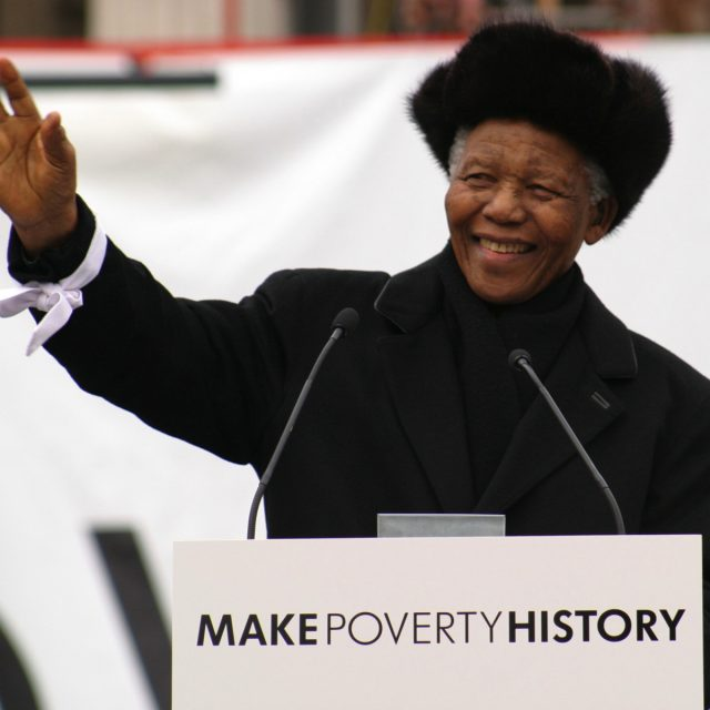 8 Powerful Quotes From Mandelas Make Poverty History Speech One