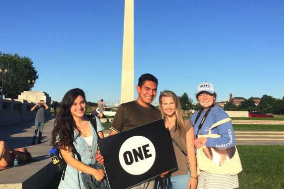 Here's why we brought 19 ONE Campus Leaders to Washington, DC