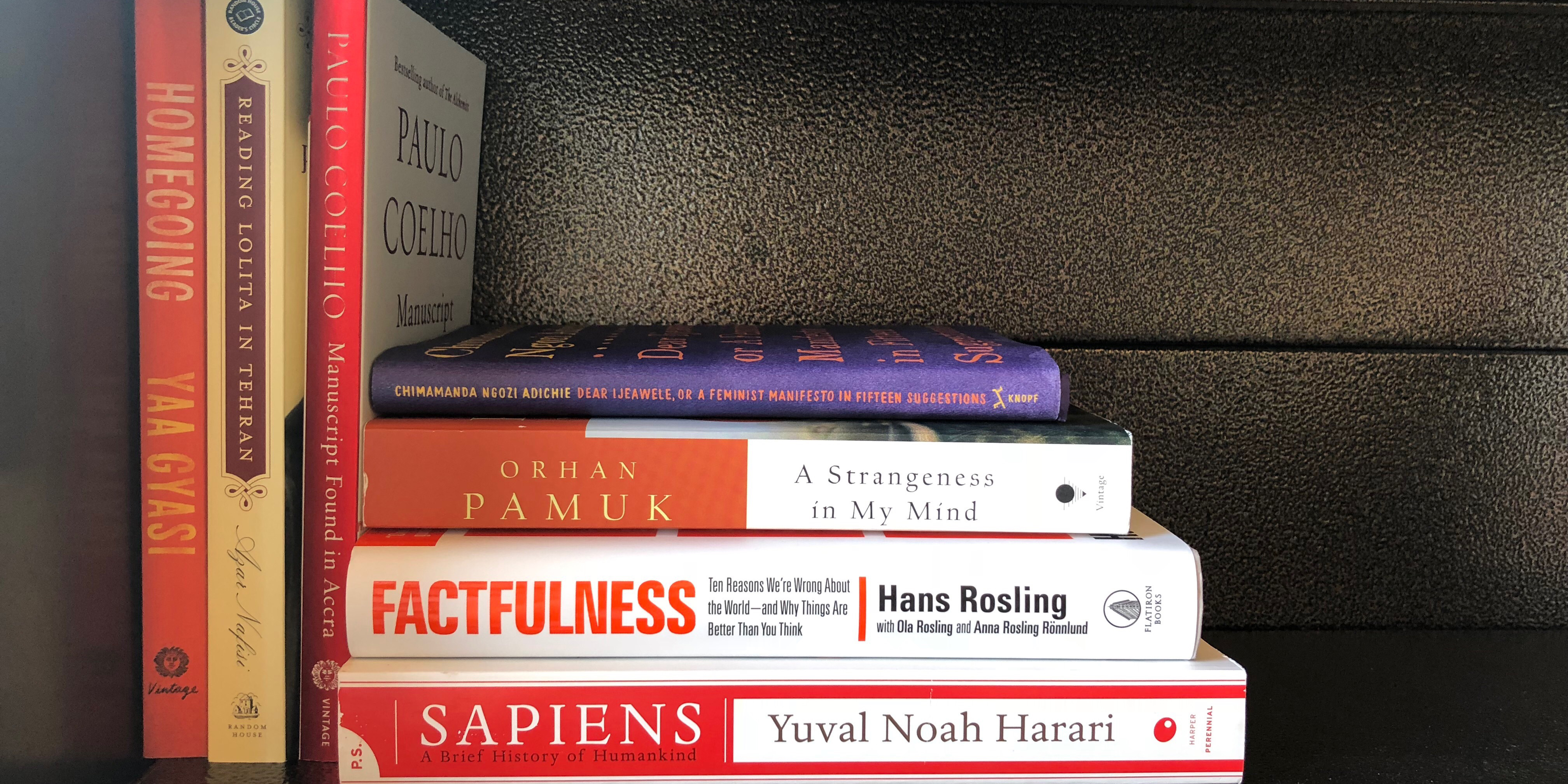 10 books you need to read that will change your world view